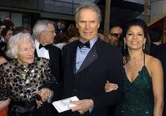 Momma Eastwood, Clint and Dina