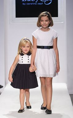 Layna Dress in Navy: Classic sleeveless dress with Peter Pan collar. 100% cotton. Order at: http://www.babycz.com/layna-navy-kids.html#.Ub5TePZAT8s
