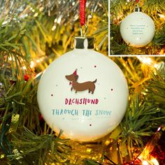 Personalised Bauble, Personalised Gifts For Him, Personalized Wedding, Customized Gifts, Unicorn Christmas Decoration, Christmas Tree Decorations, Christmas Baubles, Christmas Gifts, Beautiful Unicorn