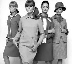 Moda Anos 60 – Décadas da Moda