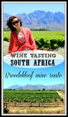 Ultimate guide to the Breedekloof wine route South Africa Australia Travel Guide, Europe Travel Guide, Travel Guides, Best Places To Travel, Cool Places To Visit, Travel Advise, Travel Tips, Africa Travel, Day Tours
