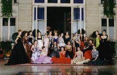 French debutantes 1997