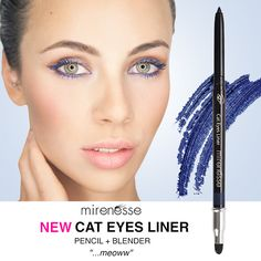 New Mirenesse Cat Eye Liner