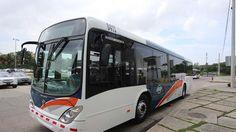 Mi Bus presenta los nuevos prototipos de buses que circularán en la ciudad - Mastrip.net