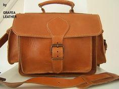 Grafea Leather Camera Bag Satchel Pictures