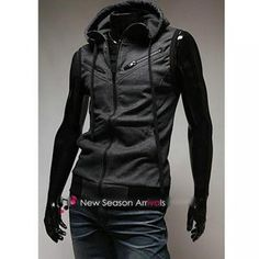 Buy 'CRYX – Hooded Vest' with Free International Shipping at YesStyle.com. Browse and shop for thousands of Asian fashion items from China and more!