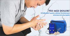rebuilder elimina los sintomas de la neuropatia