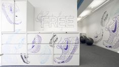 Nike London Office Redesign8
