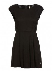 Woodruff Dress Black