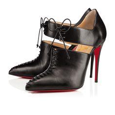 CORSITA MULTI,VIOLET/BLACK,Suede,Women Shoes,Louboutin.
