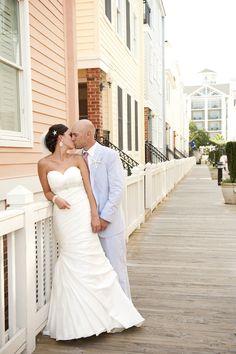Abby & Dixon: Pink Glam Wild Dunes Resort Wedding