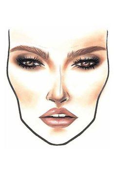 - smokey eyes - neat brows - neutral shade lip - dramatic lashes