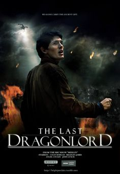 The Last Dragonlord. I love this so much.