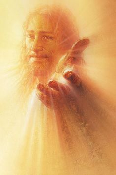 Images Du Christ, Pictures Of Jesus Christ, Pictures Of God, Religious Pictures, Angel Pictures, Image Jesus, Christian Artwork, Christian Artist, Christian Decor