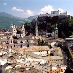 Salzburg - Bavarian altstadt in Austria | by © Peter Gutierrez  via ysvoice: dutyfreeblogging