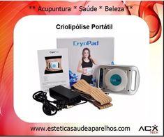 Aparelho Criolipólise Portátil (CryoPad)