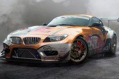 BMW Z-4 GT3