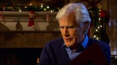 The Night Before Christmas read by Keith Morrison~~ luv him! His voice is so powerful ;)