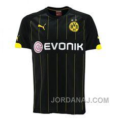 http://www.jordanaj.com/14-15-borussia-dortmund-away-black-jersey-shirt.html 14/15 BORUSSIA DORTMUND AWAY BLACK JERSEY SHIRT Only $73.00 , Free Shipping!