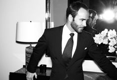 Tom Ford designer shares his busy, yet bath-filled schedule.