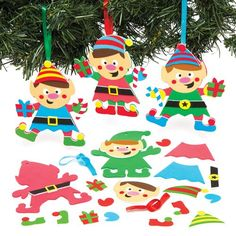Here is a very fun Printable Elf Craft that you can print out and do with your kids, grandkids, and groups. It is so easy yet a lot of fun, and I love seeing all of the different designs that the kids come up with. My older girls are very traditional in their colors but …