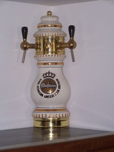 Warsteiner Beer Tap Handle German NEW | Inspirational ...