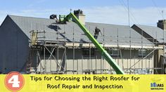 Learn how to determine the exact condition of your roof. Here are some tips that will help you determine whether your roof needs repair or replacement. Roofing Services, Roofing Contractors, Roofing Companies, Removal Services, Removal Companies, Roofing Products, Home Renovation Loan, Credit Repair Companies, Home Improvement Loans