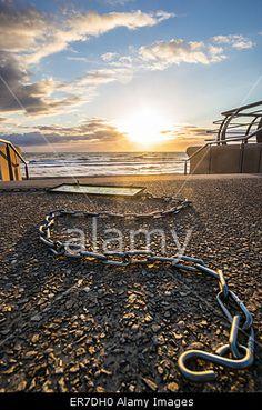 Blackpool, UK. 28th May, 2015. #Blackpool sunset © Gary Telford/Alamy Live News