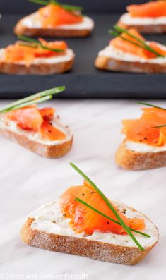 This scrumptious Smoked Salmon and Boursin Crostini has few ingredients, can be assembled in minutes and most importantly is sure to impress your guests.