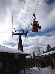 Lutsen Mountains Ski Area in Lutsen, MN