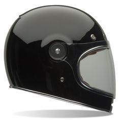 Bell Bullitt Black Fullface Helmet – Jane Motorcycles