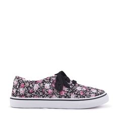 Floral Comfy Lady Sneaker