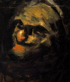 "Francisco de Goya y Lucientes, ""Old Woman"""