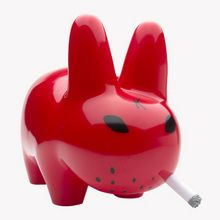 Glossy Smorkin' Labbit 10-Inch Red Edition