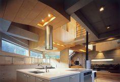 korean style kitchen design. Image 5 of 30 from gallery Bu Yeon Dang  IROJE KHM Architects Photograph Modern Korean Style Living Room Interior Design
