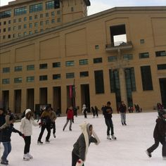 More skating in Mississauga celebration square! Best Places To Live, Skating, The Good Place, Celebration, Street View, Canada, Real Estate, Spaces, Architecture