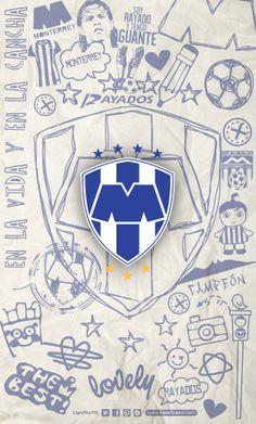 @Rayados de Monterrey Oficial • LigraficaMX 291213CTG(3)