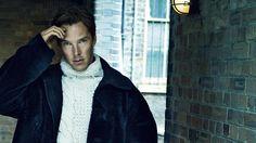ELLE: Benedict Cumberbatch's full December cover interview