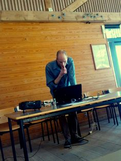 FDF #GUF kursus 2013  #education Michael Hørlyk Rasmussen