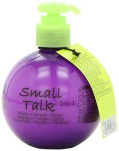 Tigi Bed Head Small Talk Thickifier, 8 Ounce - http://essential-organic.com/tigi-bed-head-small-talk-thickifier-8-ounce/