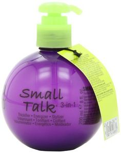 Tigi Bed Head Small Talk Thickifier, 8 Ounce - http://essential-organic.com/tigi-bed-head-small-talk-thickifier-8-ounce/