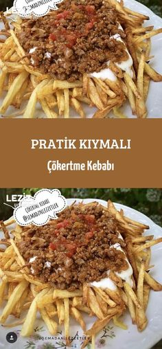 "The post ""Practical Mincing Kebab"" appeared first on Pink Unicorn Und Trinken Easy Delicious Recipes, Snack Recipes, Dinner Recipes, Yummy Food, Snacks, Food Design, Rana Pasta, Turkish Recipes, Ethnic Recipes"
