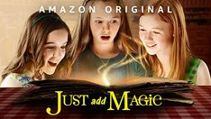 Prime Video: Series Just Add Magic, Girl Cooking, Amazon Video, Scary Places, The Secret History, Popular Movies, Prime Video, Movies And Tv Shows, Ads