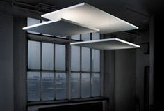 CertainTeed Corporation - Ecophon Master Solo S  Ecophon Master Solo S high-density-fiberglass ceiling panels in FT White 500 by CertainTeed Corporation