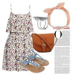 """""""Untitled #315"""" by kaltrina-tinna ❤ liked on Polyvore featuring moda, H&M, Monsoon, Arizona e First People First"""