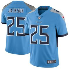 a51fe61c6 Derrick Henry Tennessee Titans Nike New 2018 Vapor Untouchable Limited  Jersey – Light Blue nike Tennessee Titans