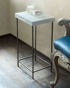 """""""Baby George"""" Side Table by Oly at Horchow."""