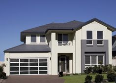 Get the modern, contemporary garage door you deserve. DODDS Garage Doors offers a variety of sleek. high-quality doors in Toronto & the GTA. Contemporary Garage Doors, Modern Garage Doors, Residential Garage Doors, Modern Contemporary, Garage Door Colors, Garage Door Design, Melbourne, Sydney, Carriage Garage Doors