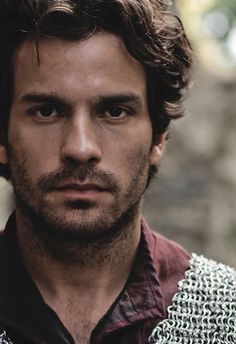Santiago Cabrera: the Javier stare, but still not quite him.
