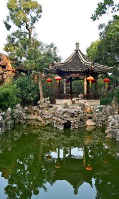 Couple's Retreat Garden, Suzhou